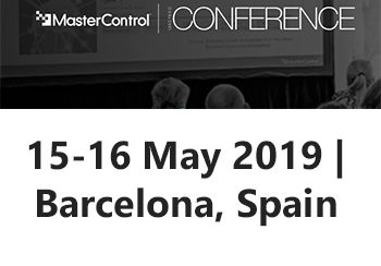 MasterControl Conference 15-16 May 2019